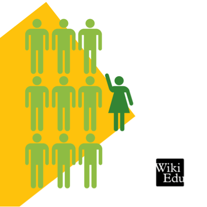 wiki edu gender gap